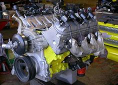 All your Small Block Chevrolet Engine needs in one place: 1-800 ...
