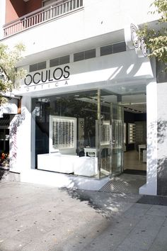 Optometry Office, Shop Facade, Optical Shop, Medical Art, Stores, Store Design, My Design, Interior Design, Architecture