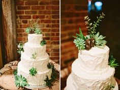natural wedding cakes - Google Search