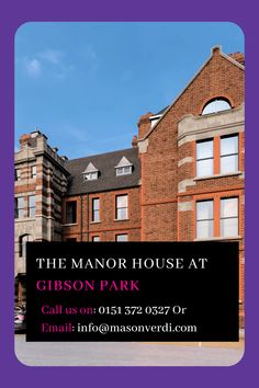 Your dream home for sale now! The Heritage Gibson Park Development . 20 units sold, few units remaining at the Manor house in Gibson Park development. #gibsonpark #wirral #northwest #gibson house #propertiesforsale #wallaseyproperties #wallasey #investmentproperties #housing #realsestate #liverpoolproperty Liverpool City Centre, New Brighton, Investment Companies, Property Development, Estate Agents, Real Estate, The Unit, Park, House