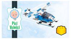Jucarii LEGO Elicopter de Politie Albastru Sluban Police M38 B0185 Polic...