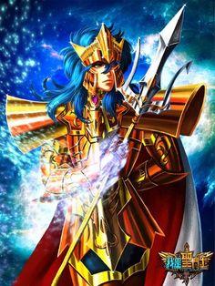 Foto: #Poseidonteam  El Emperador de los Mares Dragon Ball Z, Goth Art, Ragnar, Good Manga, Aphrodite, Under The Sea, Manga Anime, Saints, Nerd