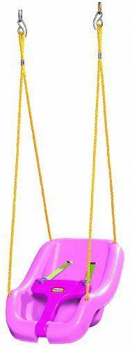 Little Tikes Snug N Secure Swing-Pink: Toys Games Little Tikes, Outdoor Toys, Outdoor Play, Outdoor Swings, Plastic Swing Sets, Toddler Toys, Kids Toys, Preschool Games, Activities