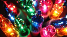 Christmas lights, I Believe in Santa Claus #christmaslights #colorful #holiday #christmas #colors #december #winter #FF #followback #colors #F4F