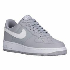 buy popular 8dabe bbde0 Nike Air Force 1 - Low - Men s  89.99 Selected Style  Wolf Grey White