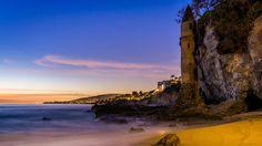 The tower at Victoria Beach, Laguna Beach, California (© Jon Bilous/Shutterstock) – 2016-11-27 [http://www.bing.com/search?q=Victoria+Beach+Tower+Laguna+Beach+California&form=hpcapt&filters=HpDate:%2220161127_0800%22]