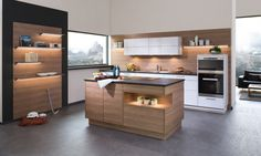 Stone Kitchen, Home Decor Online, Kitchen Design, Kitchen Ideas, House Goals, Luxury Furniture, Design Model, Home Projects, Modern Design