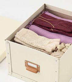 FJÄLLA, Box mit Deckel, elfenbeinweiß