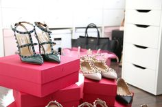 Valentino-Garavani-rockstud-collection
