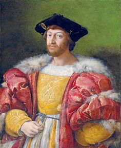 Lorenzo De' Medici di Raffaello Sanzio