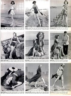 LIFE - Google Books. Bathing suits 1938