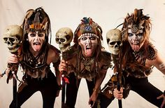 The Weird Sisters as Witch Doctors