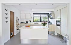 Nyt åbent køkken