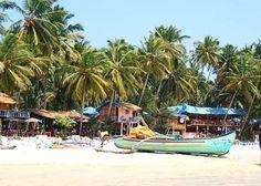 Palolem Beach, Goa,India