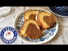 Marble Bundt Cake Recipe - Mramorová bábovka