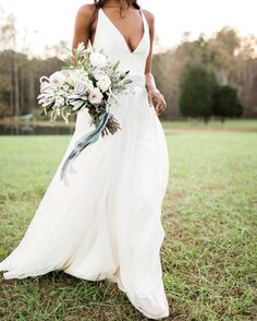 What a great wedding look//
