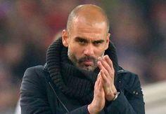 Pep Guardiola celebrates 100th Bayern win