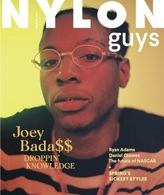 Joey Bada$$, March 2017 | NYLON SHOP