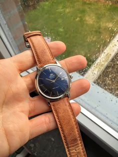 Strap options for Blue Orient Bambino v3? - Page 4