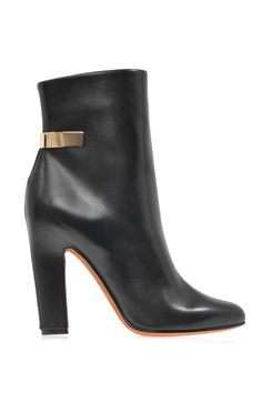Givenchy -The gold plating will keep the magpies among us happy - http://www.vogue.co.uk/accessories/news/2013/11/best-boots/gallery/1061877