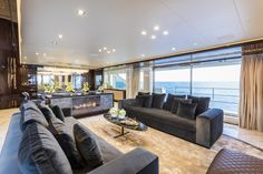 Planika reached another milestone installing a #fireplace on Serenity #yacht: http://www.planikafires.com/serenityyacht/