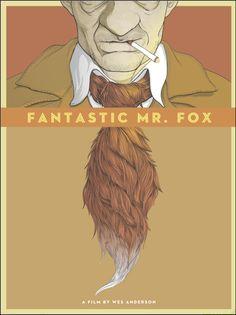Fantastic Mr. Fox · Artwork