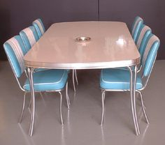 Retro Diner Tables and Diner Booth Tables from Wotever.co.uk