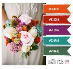 Color Crush 4.10.2013 from Photo Card Boutique -