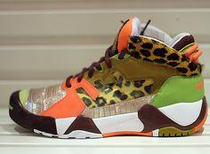 Adidas x Jeremy Scott Sneaker Extravaganza.