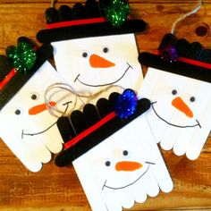 pinterest crafts christmas | Christmas Crafts Pinterest | we made some christmas crafts this week ...