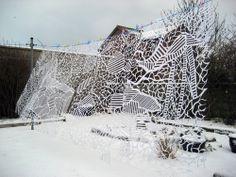 """Saatchi Art Artist: Anna Shirron; """"White Space"""""""