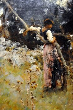 John Singer Sargent - A Capriote at Boston Museum of Fine Arts | Flickr - Photo Sharing!