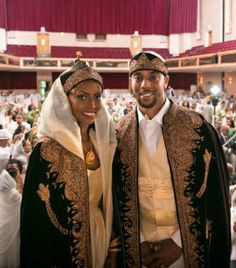 Ethiopian Wedding- bride and groom. This is by far the most beautiful wedding photo I've seen.