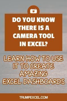 creating-amazing-excel-dashboards-using-excel-camera-tool