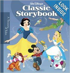 Walt Disney's Classic Storybook (Storybook Collection)  #kids #children #bestseller #play #present #book #gift #christmas #holiday #birthday