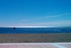 #Estepona beach march2013 (Malaga, Spain)