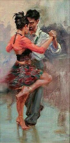 New Dancing Art Painting Tango Ideas Danse Salsa, Tango Art, Tango Dancers, Dancing Drawings, Dance Paintings, Salsa Dancing, Dance Pictures, Dance Photography, Love Art