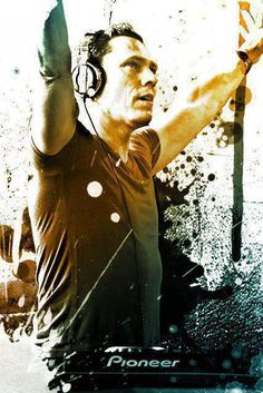 Tijs Michiel Verwest, known by his stage name Tiësto, is a Dutch musician, DJ and record producer of EDM (Electronic Dance Music).