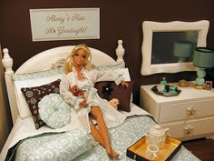 Sweet Dreams -1:6 Bedroom | Flickr - Photo Sharing!