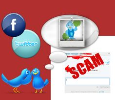 Social Media Scams that Take Over your Account