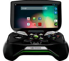 Nvidia - project shield handheld gaming system