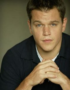 Matt Damon (Especially when he's beating up his enemies...yum.)
