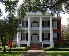 Rosalie Mansion, Natchez, MS