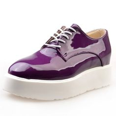 $26.00 (Buy here: https://alitems.com/g/1e8d114494ebda23ff8b16525dc3e8/?i=5&ulp=https%3A%2F%2Fwww.aliexpress.com%2Fitem%2FSpring-Flat-Platform-Shoes-Creeper-Woman-Purple-Yellow-Black-Women-Loafers-Lace-up-Oxford-Shoes-Ladies%2F32719368351.html ) Spring Flat Platform Shoes Creeper Woman Purple Yellow Black Women Loafers Lace-up Oxford Shoes Ladies Leather Wedges Shoes for just $26.00