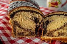 Cozonac moldovenesc cu aluat oparit Pavlova, Loaf Cake, Banana Bread, Yummy Food, Desserts, Tailgate Desserts, Deserts, Delicious Food, Postres