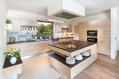 Kitchen Island Table, Kitchen Reno, Modern Studio Apartment Ideas, Layout Design, Flat Ideas, Home Kitchens, House Plans, Ikea, New Homes