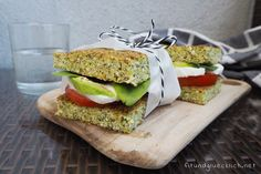 clean eating broccoli brot