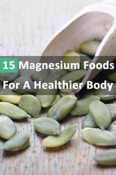 Here are the foods highest in magnesium so you can be sure you've always got this important mineral topped up. They run the gamut from seeds and beans to fruits and vegetables, and each brings with it added vitamins and minerals so you're getting plenty in the way of nutrition. Magnesium is important as it … www.bembu.com