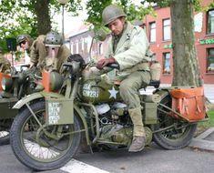 WLA Restoration. WLA - Liberator. WWII.
