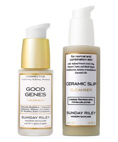 I know I shouldn't have... but I did.  #SkinCare #CultBeauty Good Genes and Ceramic Slip Cleanser Duo (Save 25%) by Sunday Riley